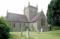 Alderminster church