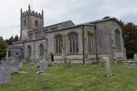 coughton church